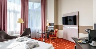 美居汉诺威城市酒店 - 汉诺威 - 睡房