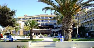 金星海滩酒店 - 帕福斯 - 建筑