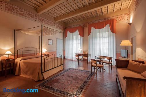 兰蒂科波佐酒店 - 圣吉米纳诺 - 睡房
