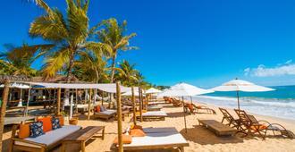 托兰克索旅游旅馆 - 托兰克索 - 海滩