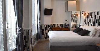 运河酒店 - 巴黎 - 睡房