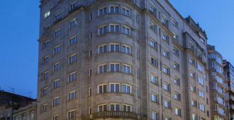 泽尼特维戈酒店 - 维戈 - 建筑