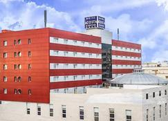 阿科斯塔森特罗酒店 - 阿尔门德拉莱霍 - 建筑