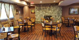 安克雷奇机场美洲最佳价值行政套房酒店 - 安克雷奇 - 餐馆