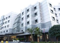 日内瓦酒店 - 安曼 - 建筑