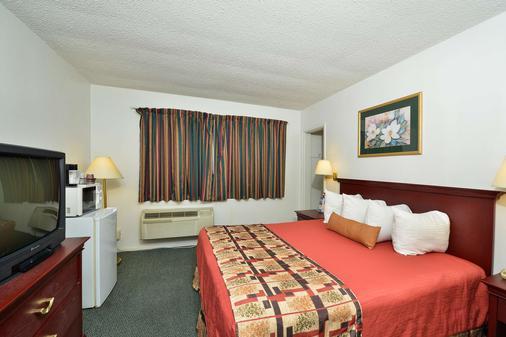 奇柯美洲最佳价值酒店 - 奇科 - 睡房