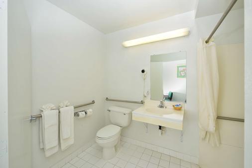 奇柯美洲最佳价值酒店 - 奇科 - 浴室