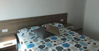 安蒂卡福尔纳切酒店 - 圣安吉洛 - 睡房