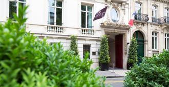巴黎玛索大道洲际酒店 - 巴黎 - 建筑