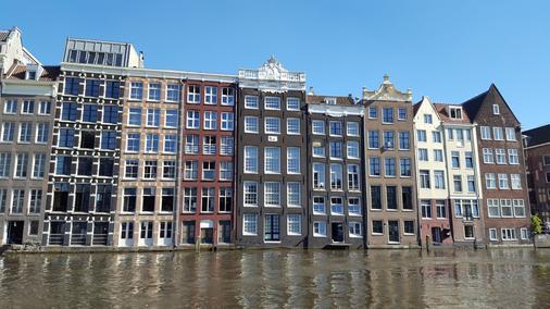 阿姆斯特丹老城区酒店 - 阿姆斯特丹 - 建筑