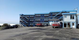 海鸥海滨汽车旅馆 - 林肯市 - 建筑