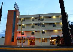 伊丽莎白体育城酒店 - 阿瓜斯卡连特斯 - 建筑
