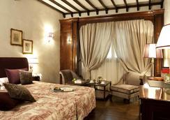 巴格里奥尼大酒店 - 佛罗伦萨 - 睡房