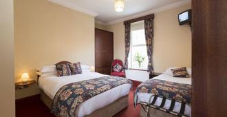 奥多诺霍德酒店 - 都柏林 - 睡房
