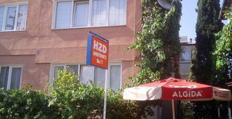 Hzd 青年旅舍 - 费特希耶 - 建筑
