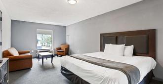 新奥尔良温德姆华美达酒店 - 新奥尔良 - 睡房