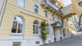 佐姆黑斯彻翰里欧帕克拜德酒店 - 巴登-巴登 - 建筑