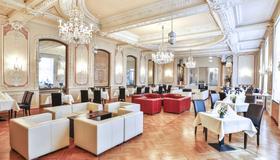 佐姆黑斯彻翰里欧帕克拜德酒店 - 巴登-巴登 - 餐馆