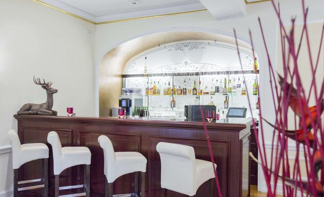 佐姆黑斯彻翰里欧帕克拜德酒店 - 巴登-巴登 - 酒吧