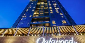 海德拉巴卡皮尔奥卓华庭酒店公寓 - 海得拉巴 - 建筑