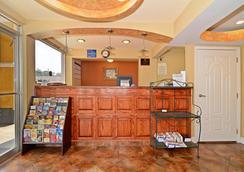 亚历山德里亚美国最有价值旅馆 - Alexandria - 柜台