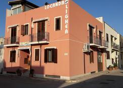利吉旅馆 - 圣维托洛卡波 - 建筑