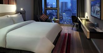 西贡城市之心自由中央酒店 - 胡志明市 - 睡房