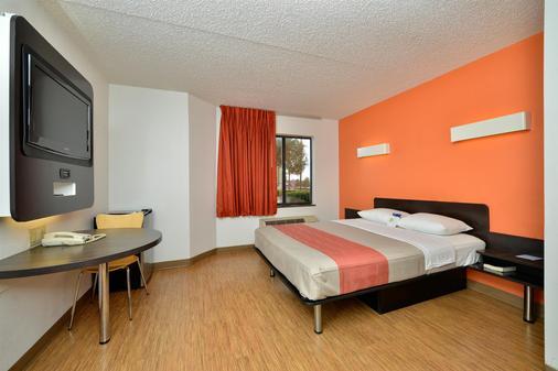 第6汽车旅馆普莱诺 - 普雷斯顿博尔特 - 普莱诺 - 睡房