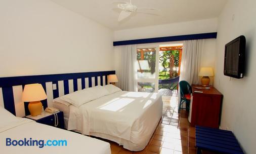 阿莱尔达约达生态度假酒店 - 塞古罗港 - 睡房