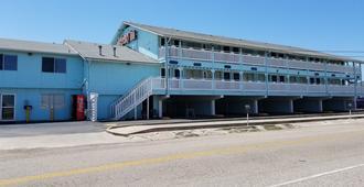 海滩旁丽景汽车旅馆 - 科珀斯克里斯蒂 - 建筑