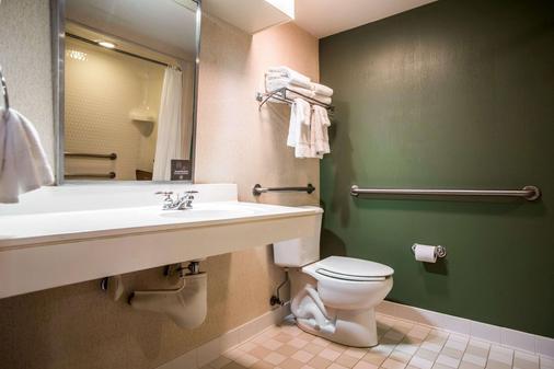 安睡萨姆特旅馆 - 萨姆特 - 浴室
