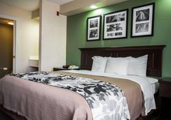 安睡萨姆特旅馆 - 萨姆特 - 睡房