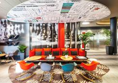 宜必思马德里巴拉哈斯机场酒店 - 马德里 - 休息厅