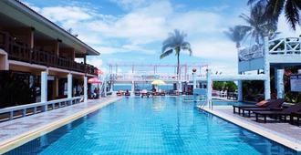 天堂小屋酒店 - 帕岸岛 - 游泳池