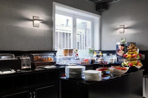阿姆斯特丹卢瑟尔酒店 - 阿姆斯特丹 - 自助餐