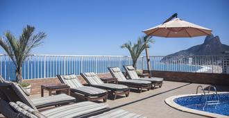 珠穆朗玛峰里奥酒店 - 里约热内卢 - 游泳池