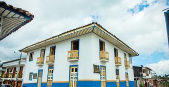 赛格布城市青年旅舍 - 萨伦托 - 建筑