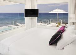 拉尼德豪华酒店 - 仅限成人 - 卡门港 - 睡房