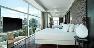 布宜诺斯艾利斯历史中心nh系列酒店 - 布宜诺斯艾利斯 - 睡房