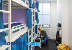 斯玛特罗素广场青年旅舍 - 伦敦 - 睡房