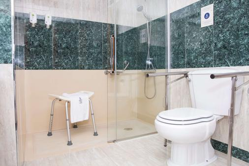 里贝拉特里亚纳酒店 - 塞维利亚 - 浴室