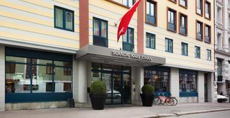 卡尔约翰斯堪迪克酒店 - 奥斯陆 - 建筑