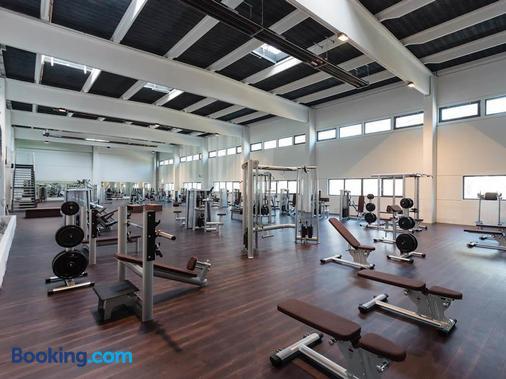 邦尼克斯寄宿公寓酒店 - 波恩(波昂) - 健身房