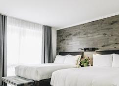 保纳尔酒店 - 夏洛特顿 - 睡房