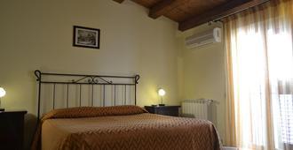 铝伽利略西西里酒店 - 巴勒莫 - 睡房