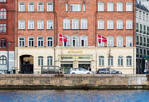 哥本哈根斯特瑞德酒店 - 哥本哈根 - 建筑