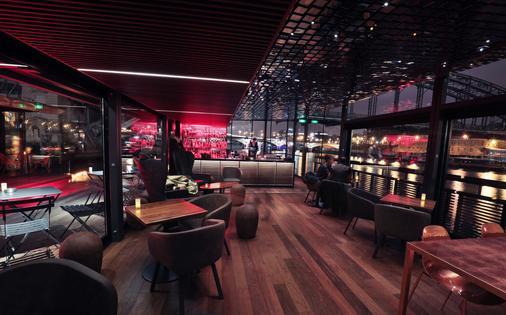 巴黎塞纳河畔酒店 - 巴黎 - 酒吧