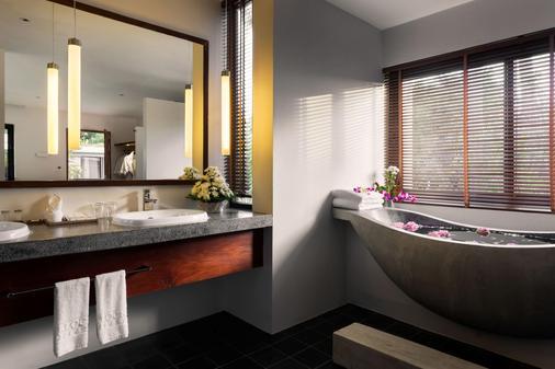 希尔洛克斯酒店及Spa - 暹粒 - 浴室