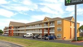 塔尔萨城中心美国长住酒店 - 图尔萨 - 建筑