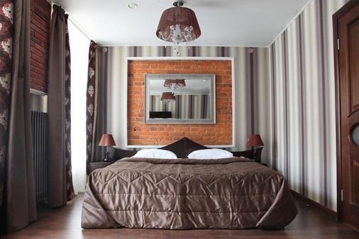 圣彼得堡马丁酒店 - 圣彼德堡 - 睡房